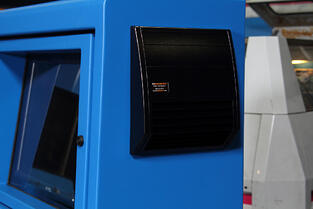 IceStation Titan Computer Enclosure with Filtered Fan System